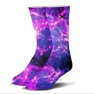 Other - Bundle! 30 Pairs Of Galaxy Socks! Bulk Deal! NWT!